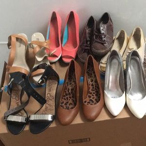 Shoes - Lot of shoes. Make an offer!!